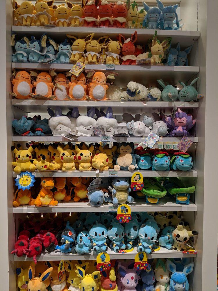 Pokémon Center Tokyo DX & Pokémon Cafe