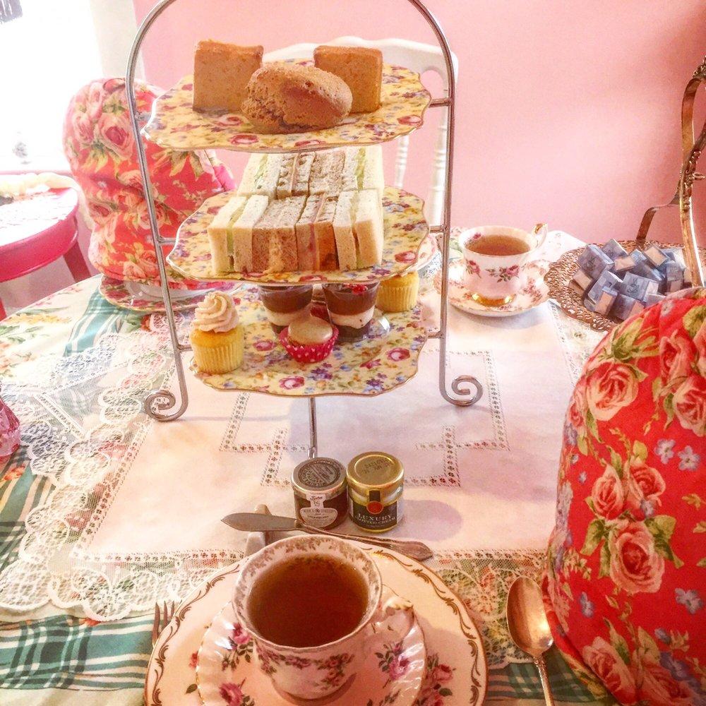 Tea Room In Walpole Ma