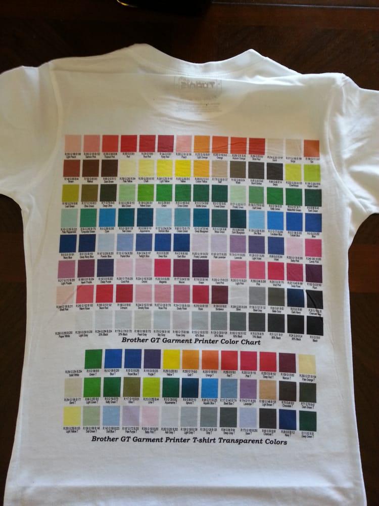 Custom Printed Shirts We Have Printed Think It Ink It Las Vegas Nv