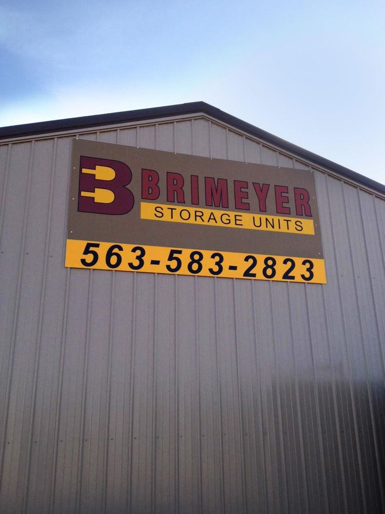 Brimeyer Electric & Mini Storage: 9816 Royal Wood Dr, Peosta, IA