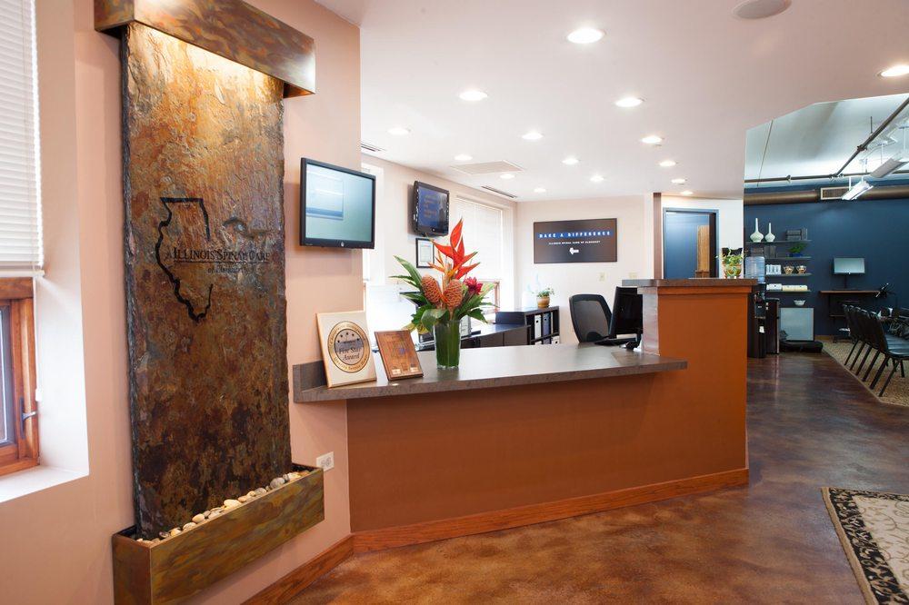 Illinois Spinal Care: 275 N York St, Elmhurst, IL