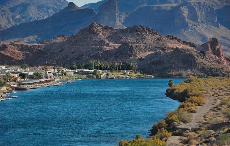 Lakeside & River Ramp Boat & RV Storage: 31623 Storage Pl, Parker, AZ
