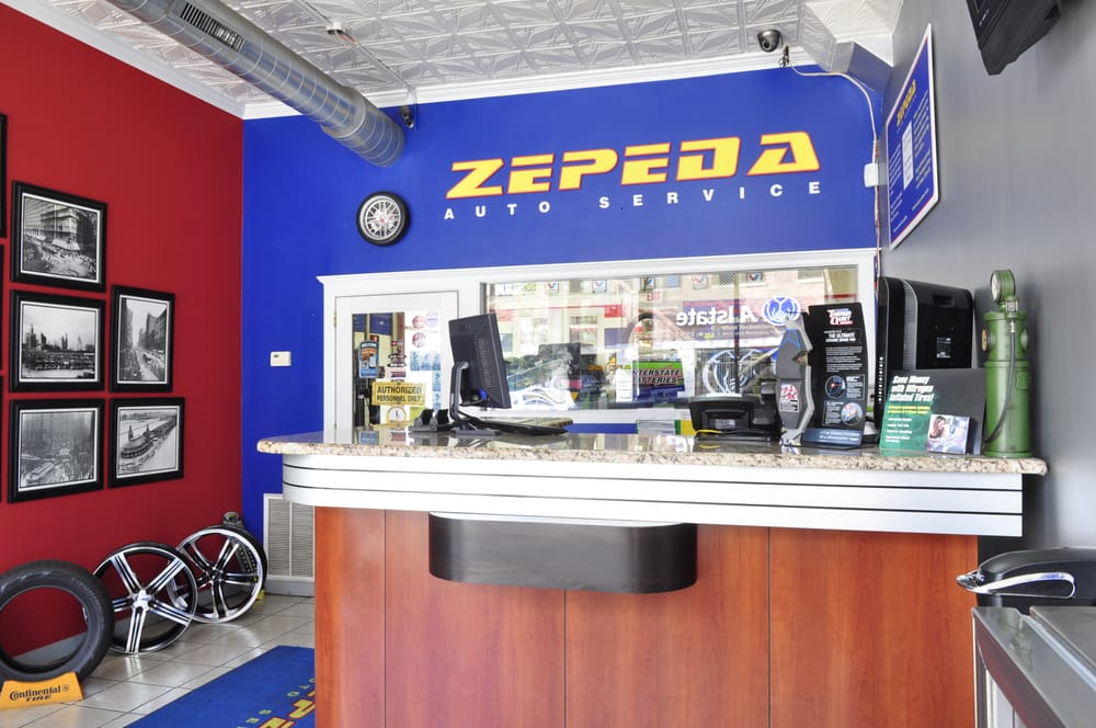 Zepeda Auto: 3061 W Armitage Ave, Chicago, IL