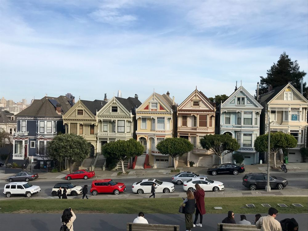 Famous Painted Ladies From Full House Yelp