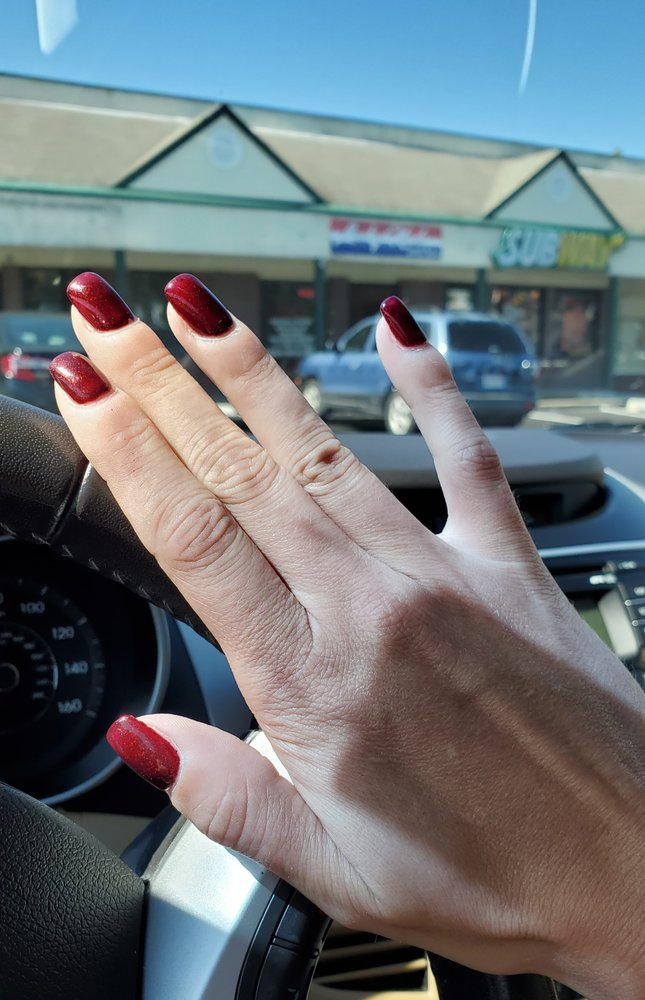 Lucky Nails & Spa: 151 N Main St, Belchertown, MA