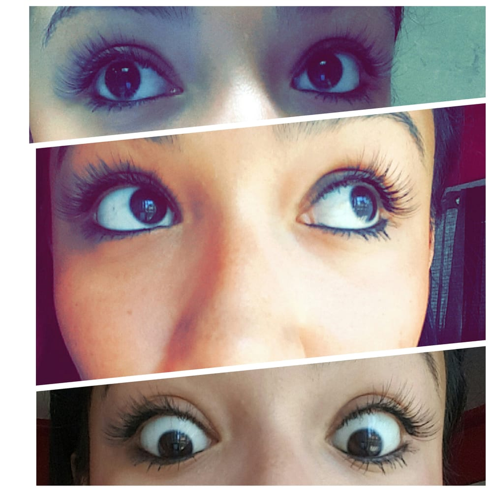 Im So In Love With My 13inch Eyelashes Thank You So Much Ashley The