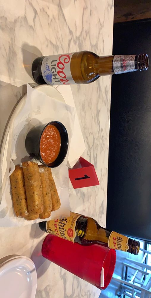 Luigi's Pizza & Pasta: 4944 Preston Rd, Frisco, TX