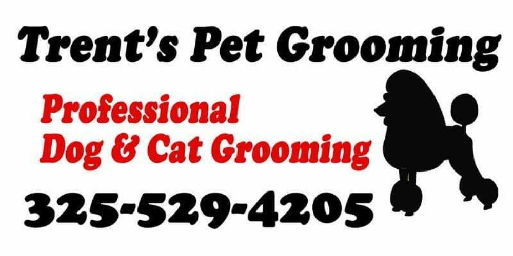 Trent's pet grooming: 5839 FM 603, Clyde, TX