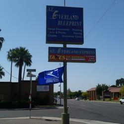 Arizona overland blueprint printing services 3301 n 24th st photo of arizona overland blueprint phoenix az united states malvernweather Images