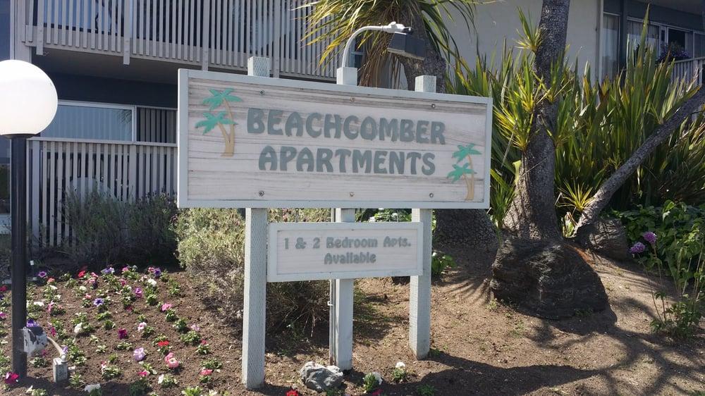 Beachcomber Apartments Foster City