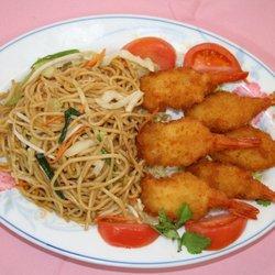 Photo Of Mei China Restaurant Plano Tx United States Tempura Shrimps