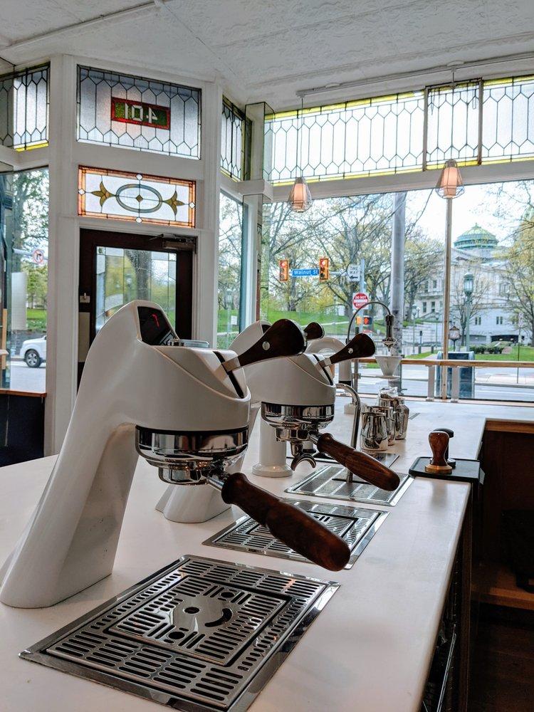 Denim Coffee: 401 Walnut St, Harrisburg, PA