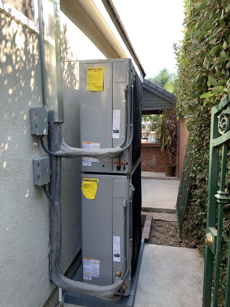 Robert Hall & Sons Heating & Air Conditioning: 2817 Sanborn Ave, La Crescenta, CA