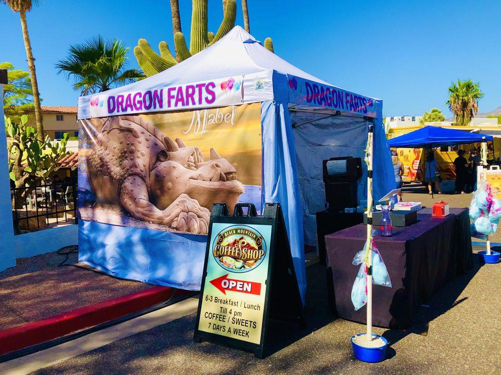 Carefree Art & Wine Festival: Easy & Ho Hum, Carefree, AZ