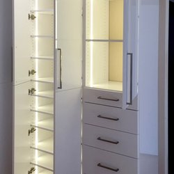 Photo Of Closet Works   Chicago, IL, United States. Wardrobe Unit In High