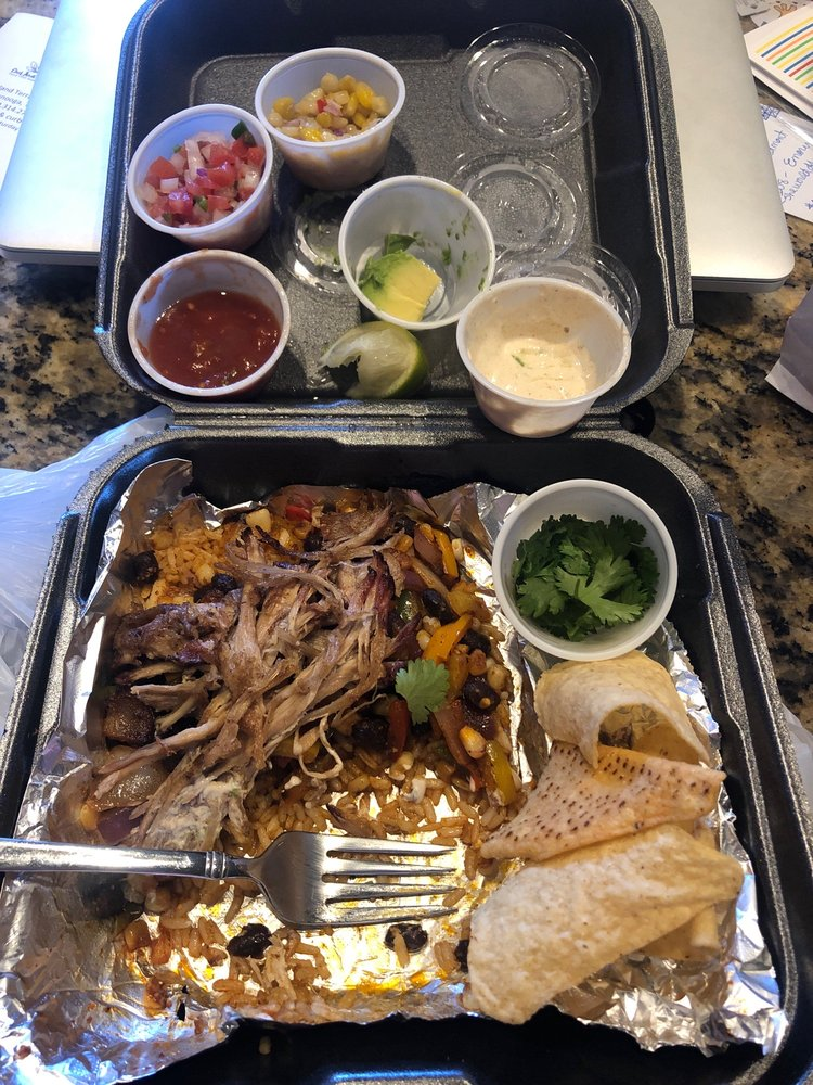 Chef Andi's Fresh Bistro: 729 Ashland Ter, Chattanooga, TN
