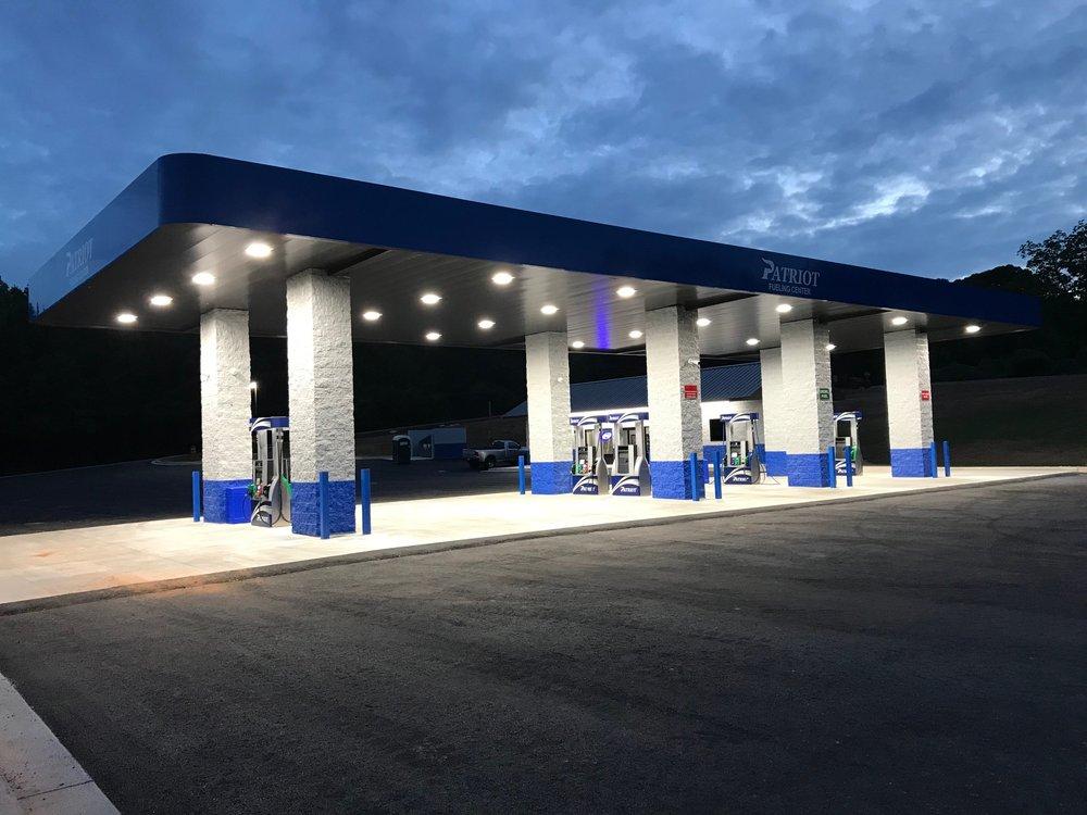 Patriot Fueling Centers: 93800 Highway 9, Lineville, AL