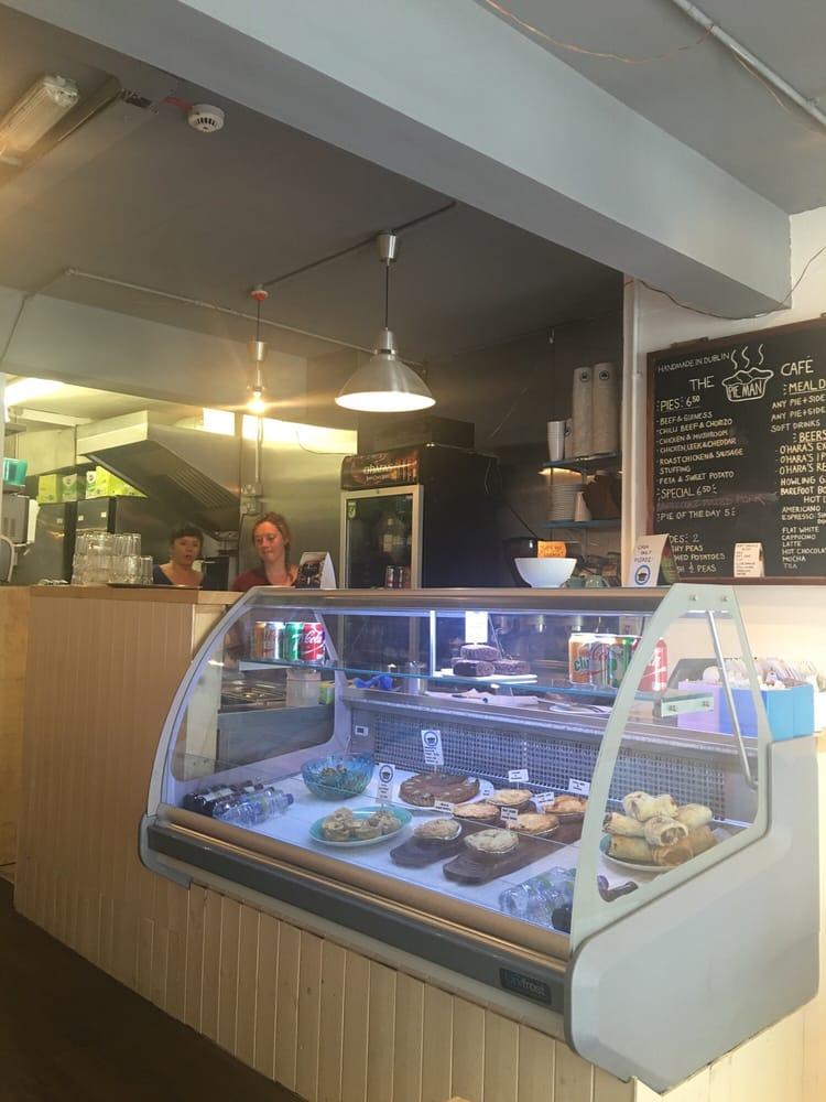 The Pieman Cafe Dublin Menu