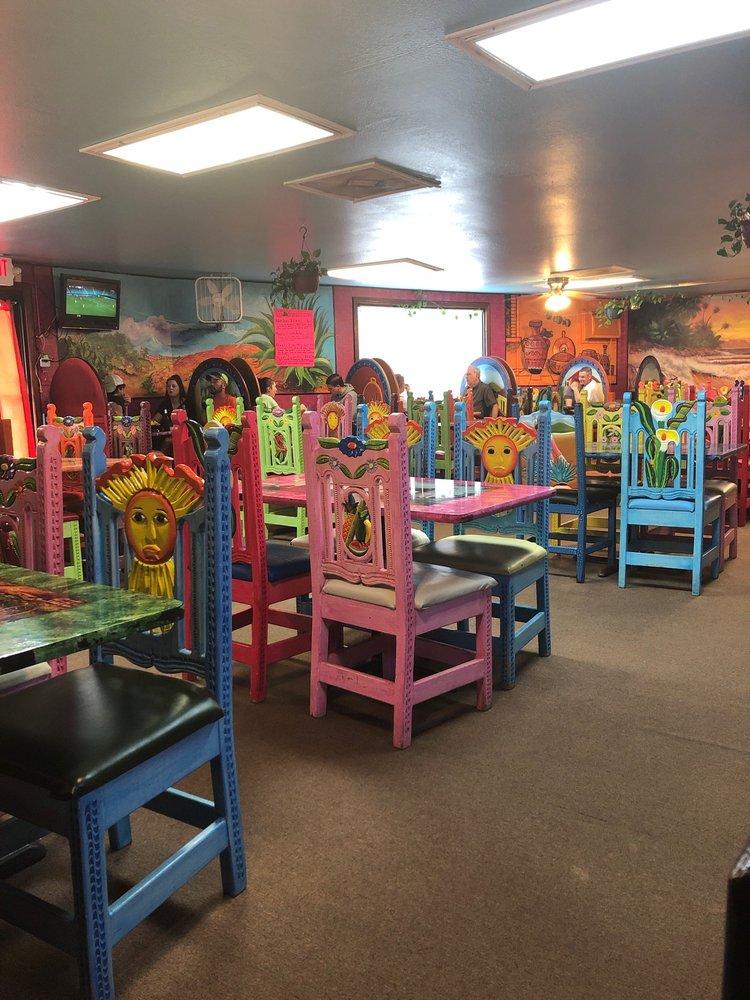 El Rey Mexican Restaurant: 523 Highway 110 E, Heber Springs, AR