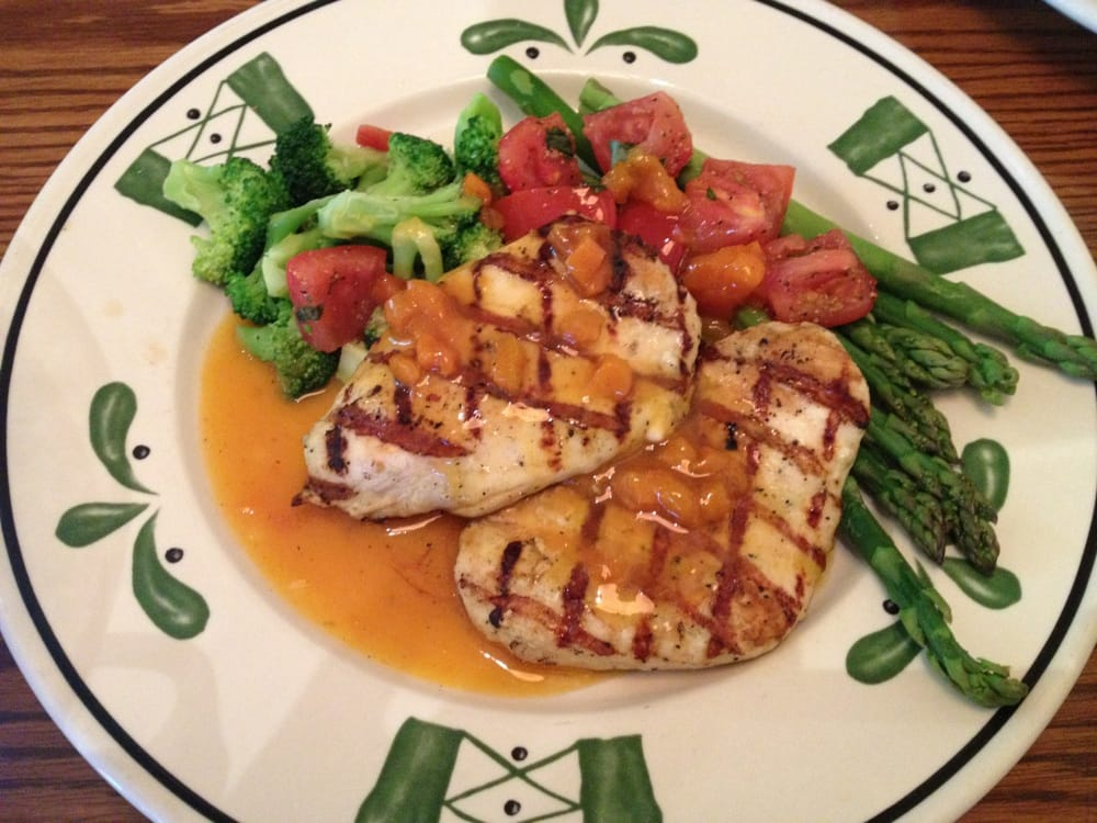 Venetian Apricot Chicken Only 400 Calories Yelp