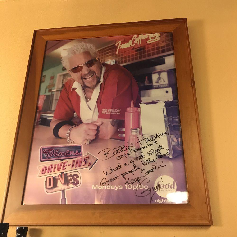 Bobby S Hawaiian Style Restaurant Lynnwood Wa