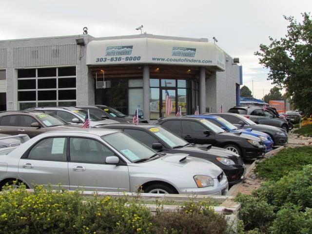 colorado auto finders 14 photos 17 reviews car dealers 2200 s parker rd denver co. Black Bedroom Furniture Sets. Home Design Ideas