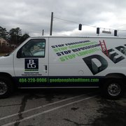 Photo of The Ballard Law Group - Lawrenceville, GA, United States. BLG Van