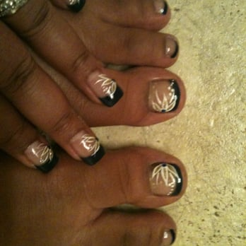 Image Result For Az Tip Toes Nails
