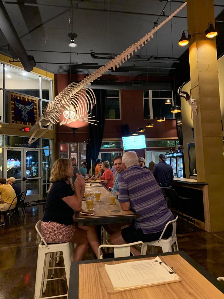 The Whale - A Craft Beer Collective: 1108 S Main St, Greenville, SC
