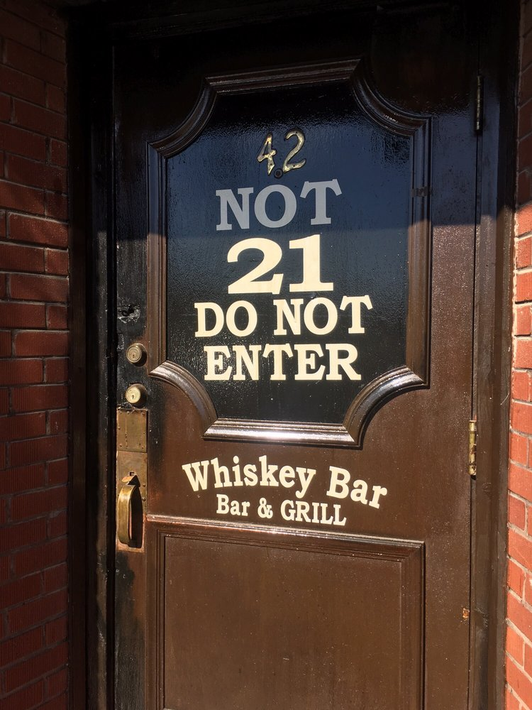 Camden Whiskey Bar & Grill: 42 E Central Ave, Camden, OH