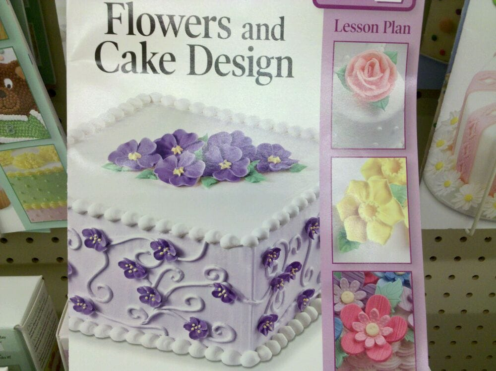 Signed up for cake decorating classes. Should be fun :)   Yelp