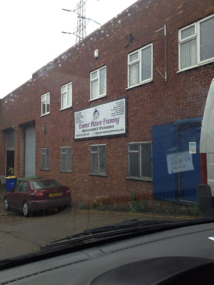 Everest Picture Framing - Framing - Adderley Road, Birmingham, West ...