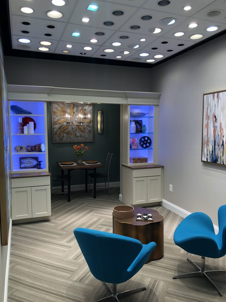 Kitchen Design Center Of Maryland Showroom Lighting Lab Yelp