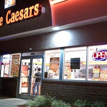 Caesars Restaurant Menu Chester Va
