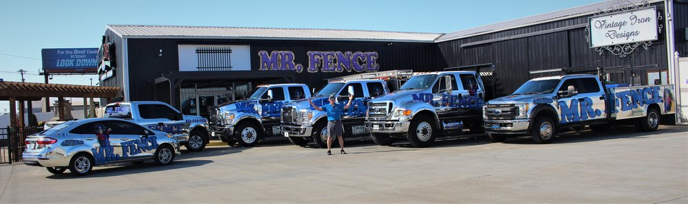 Mr Fence: 1804 N Burkhardt Rd, Evansville, IN