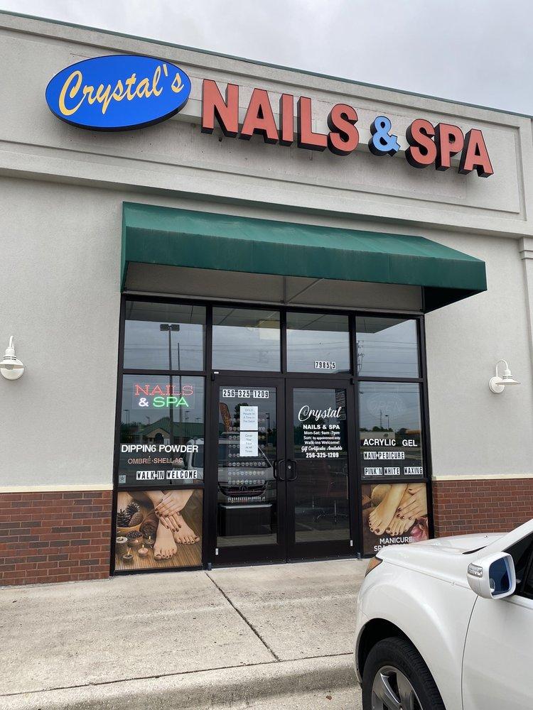 Crystal Nail & Spa: 7985 Hwy 72 W, Madison, AL