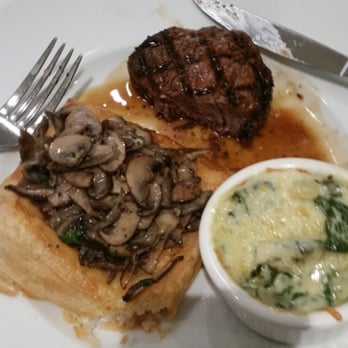 Beef Wellington Menu Restaurant Michigan