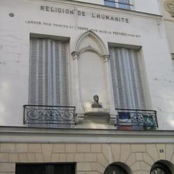 Chapelle de l humanit churches marais nord paris for Jardin lazare rachline rue payenne paris 3eme