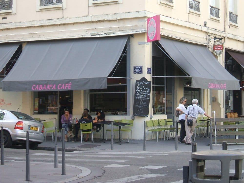 Cabana Caf Ef Bf Bd Lyon