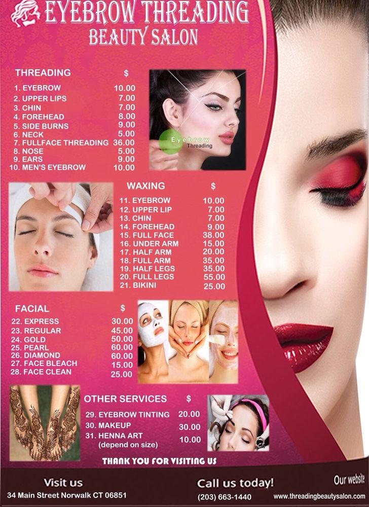 Eyebrow Threading Waxing Salon 32 Photos 29 Reviews