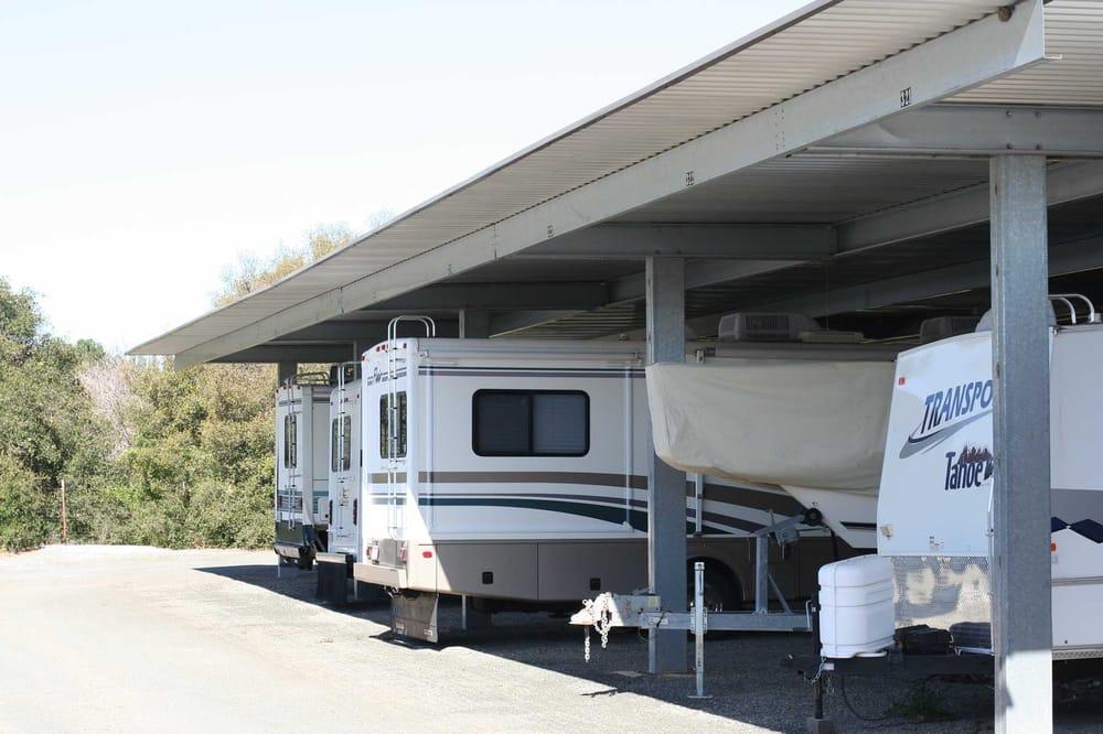Eagle's Nest Storage: 8009 Hwy 29, Kelseyville, CA