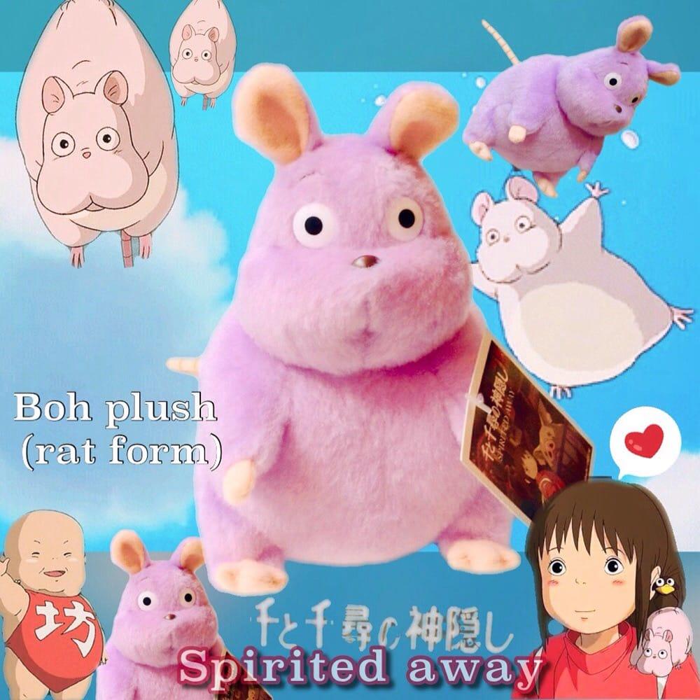 Spirited Away Boh Plush Rat Form Yelp