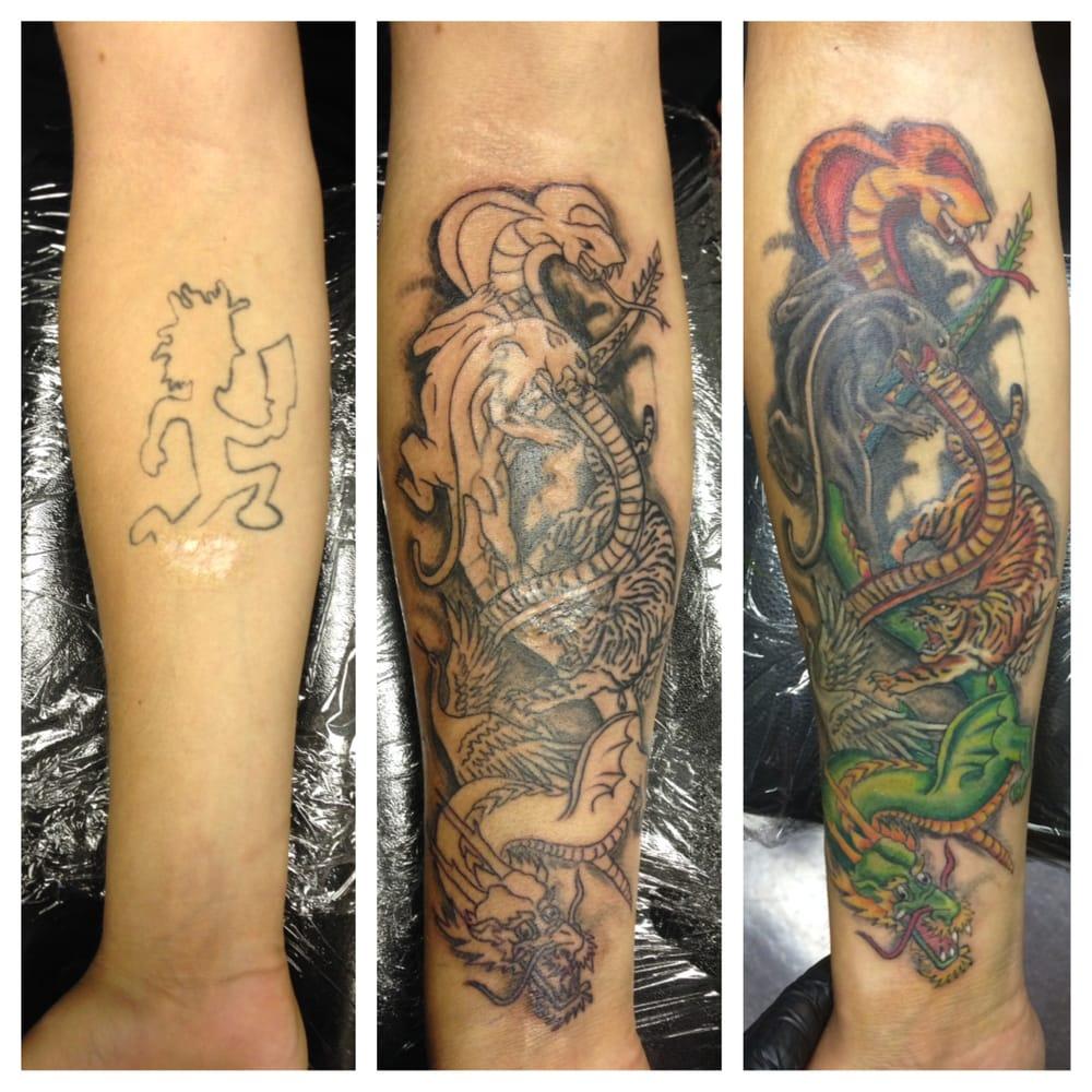 Photos for rose noir tattoo beauty studio yelp - Tattoo rose noir ...