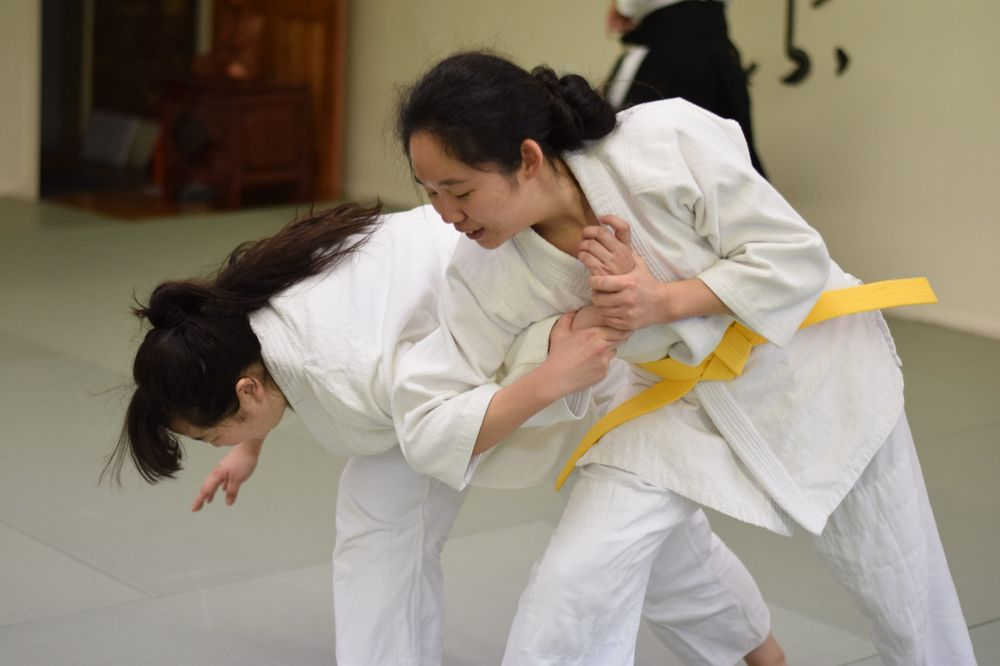 Genshinkan Aikido of Manhattan: 62 E 4th St, Manhattan, NY