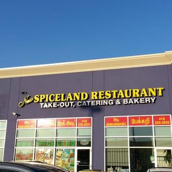 New Spiceland Restaurant Scarborough On