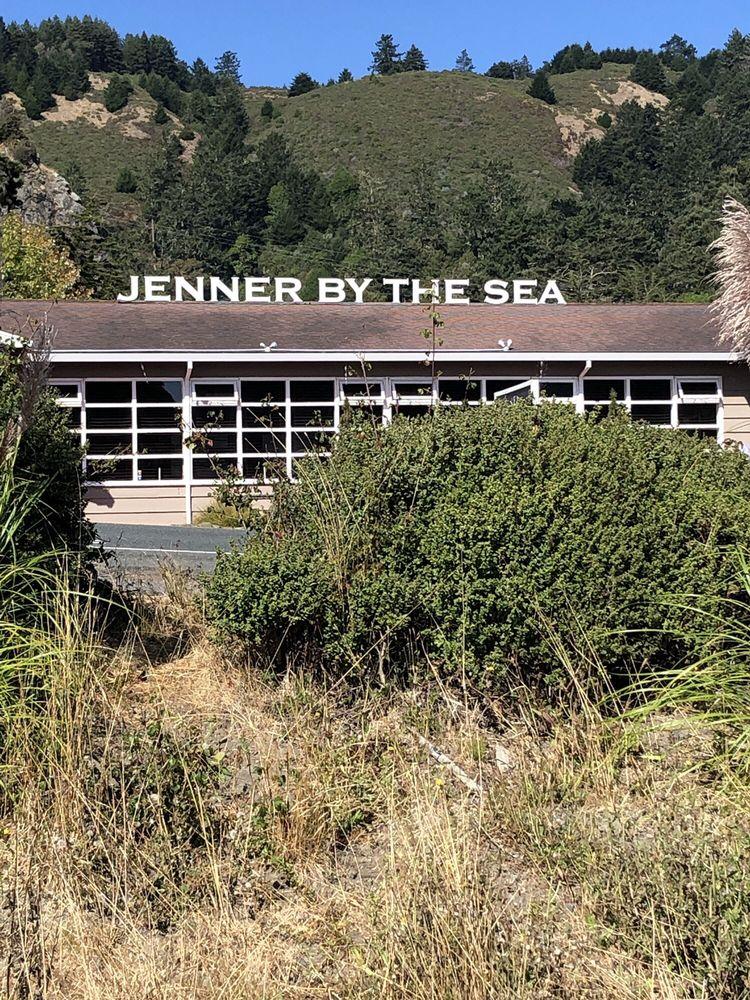Jenner Restaurant: 10400 CA-1, Jenner, CA