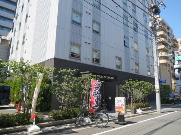 Keikyu Ex Inn Asakusabashi-Ekimae