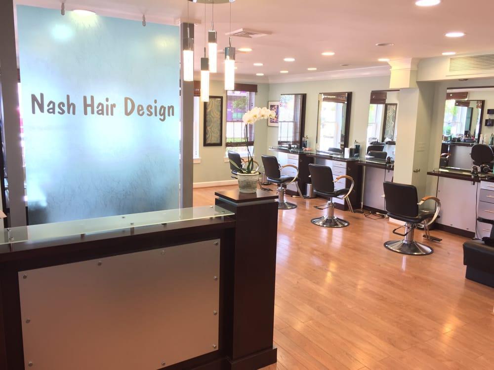 Nash Hair Design Va