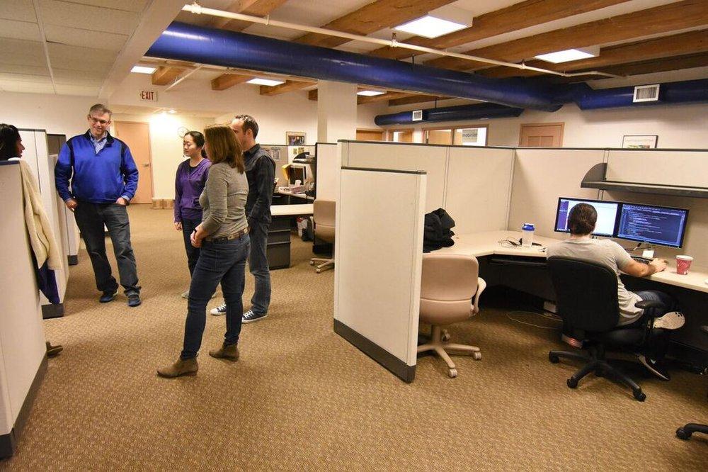Geek Offices: 1035 Cambridge St, Cambridge, MA