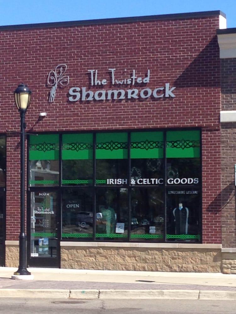 The Twisted Shamrock: 3074 Twelve Mile Rd, Berkley, MI
